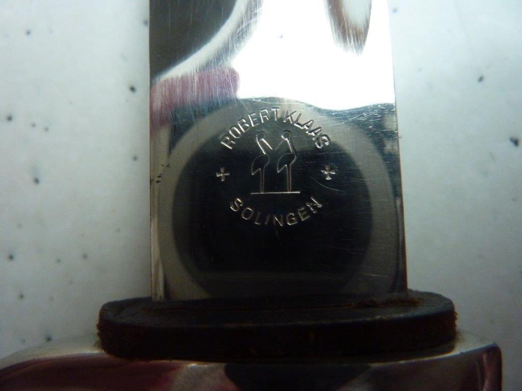 Dague lw 1 et modèle demandé d'avis  P1310410