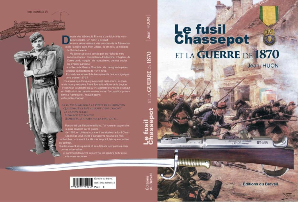 Livre armes Chassepot Couver19