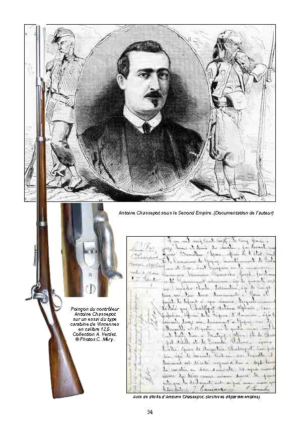Le fusil Chassepot et la guerre de 1870. - Page 2 Fusil_22