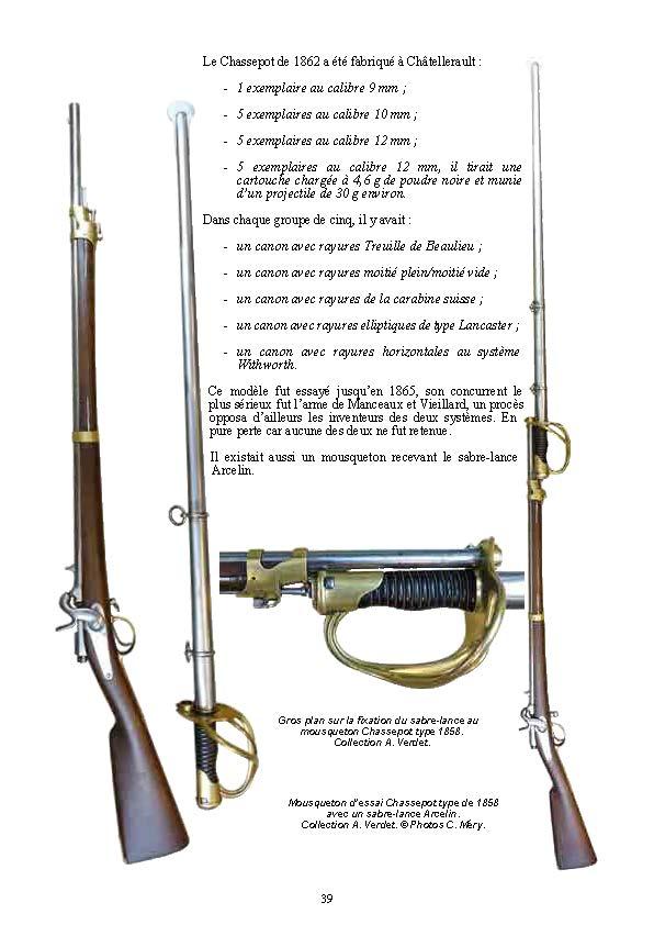 Le fusil Chassepot et la guerre de 1870. - Page 2 Fusil_23