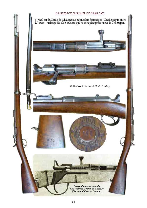 Le fusil Chassepot et la guerre de 1870. - Page 2 Fusil_25