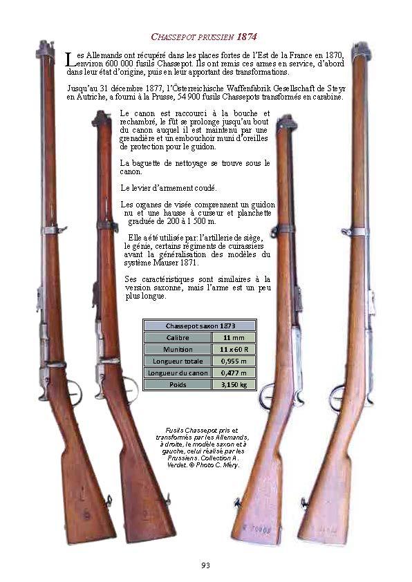 Le fusil Chassepot et la guerre de 1870. - Page 2 Fusil_26