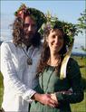 Les druides célèbrent le retour des beaux jours avec la fête du feu de Beltane Yn1smv10