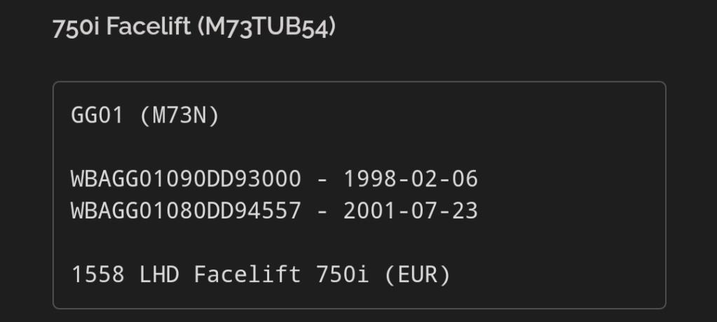 Nouvelle 750i Screen11