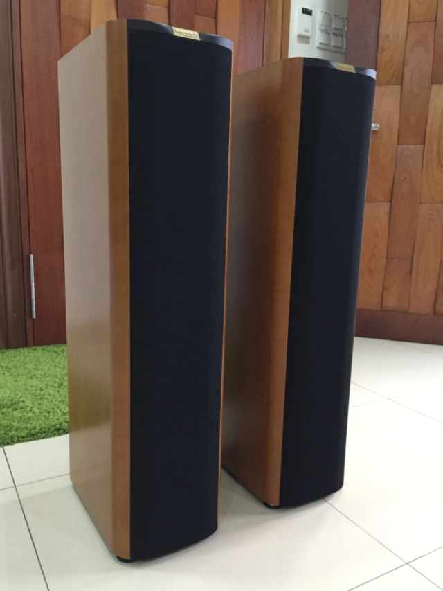 Quadral Shogun Floorstand (Sold) 122