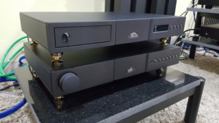 Naim CD5X and Naim XS integrated ( Sold) 136
