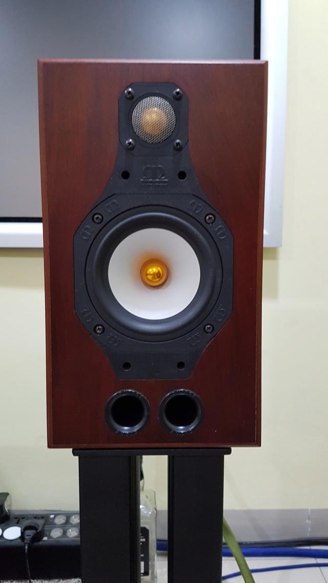 Monitor Audio Silver 3 speaker (Sold) 147