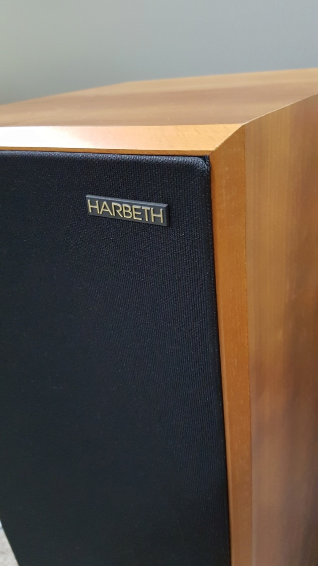Harbeth C7 ( Sold)  1610