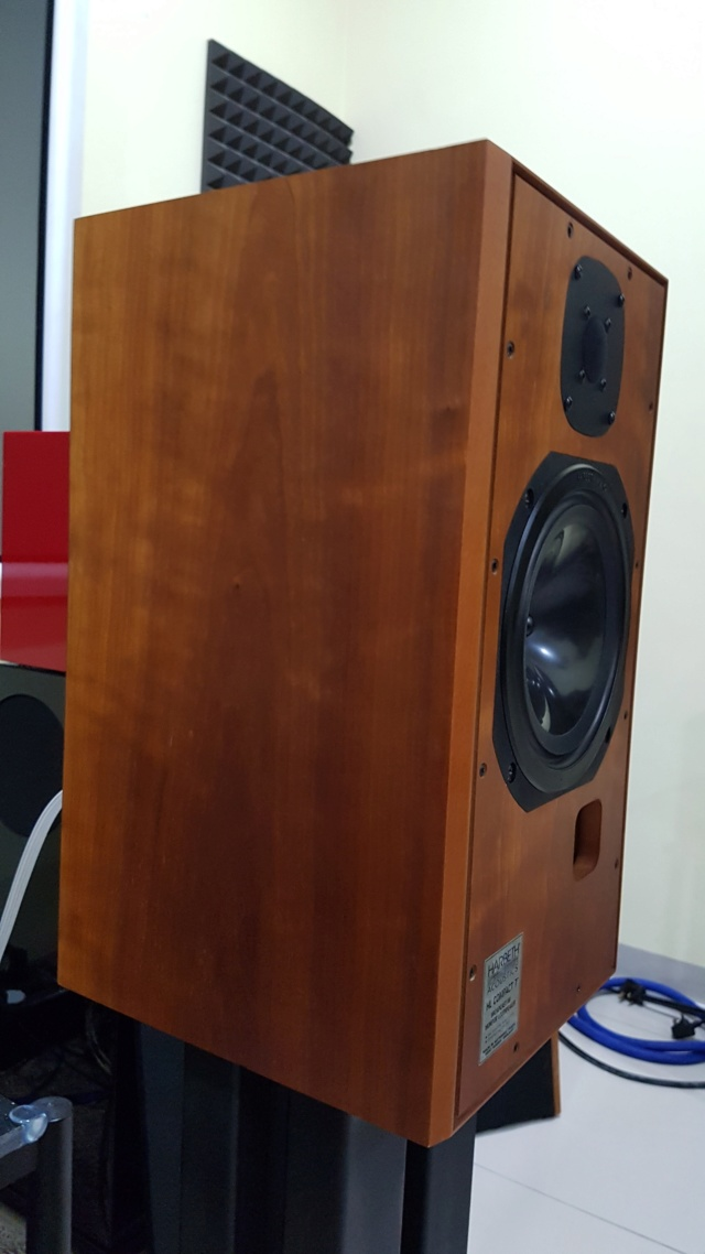 Harbeth C7 (open back for sale) 2110