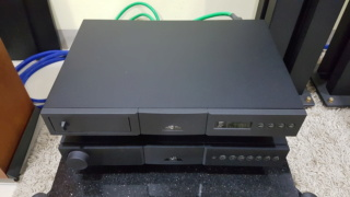 Naim CD5X and Naim XS integrated ( Sold) 236