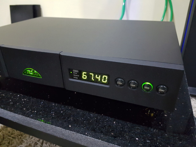 Naim CD5X ( New Lens) Sold 239