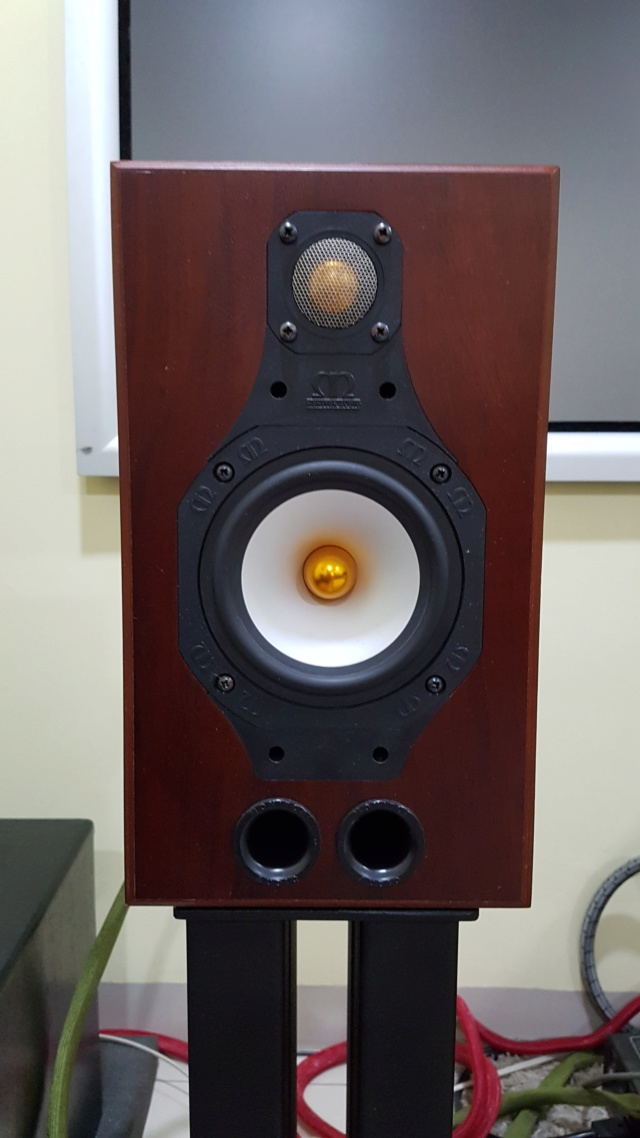 Monitor Audio Silver 3 speaker (Sold) 248