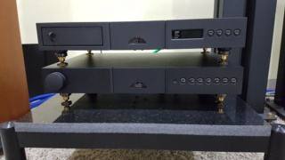 Naim CD5X and Naim XS integrated ( Sold) 332