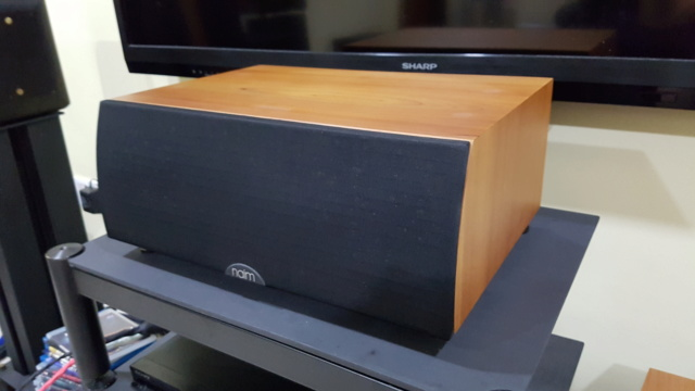 Naim N-Cent Center Speaker (sold) 339