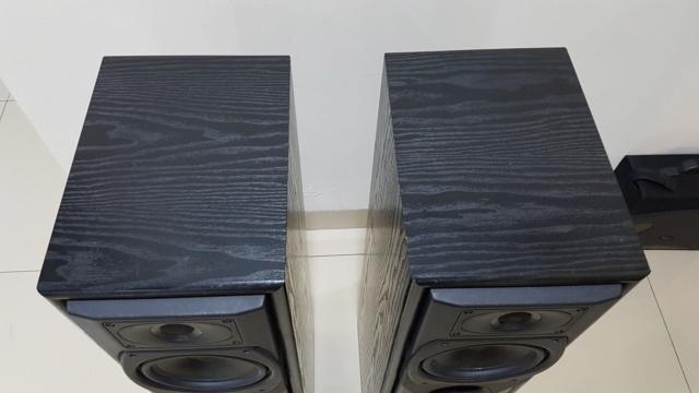 Mission 733 Floorstand Speaker (Reserved) 342