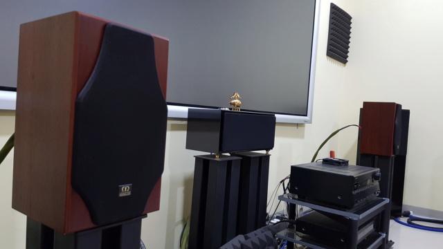 Monitor Audio Silver 3 speaker (Sold) 343