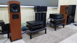 Naim CD5X and Naim XS integrated ( Sold) 420
