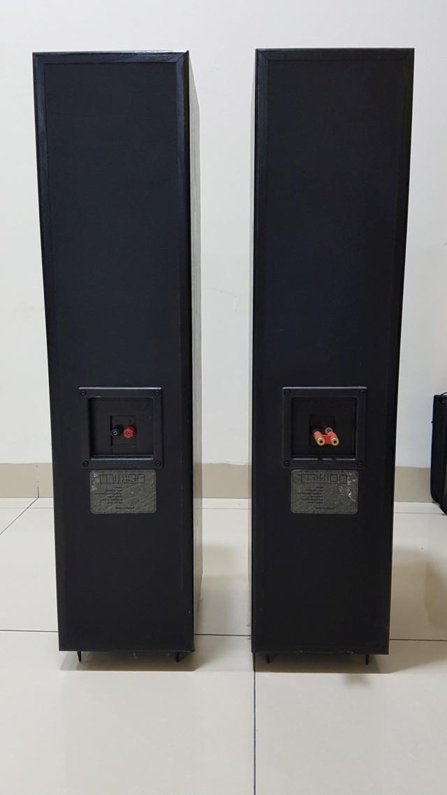 Mission 733 Floorstand Speaker (Reserved) 427