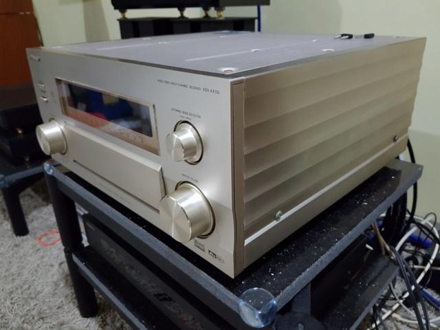 Pioneer Flagship model VSX AX10i ( Sold) 710