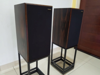 Harbeth C7 & Naim Nait5i-2 Combo (Closed)  B10