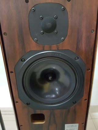 Harbeth C7 & Naim Nait5i-2 Combo (Closed)  D10