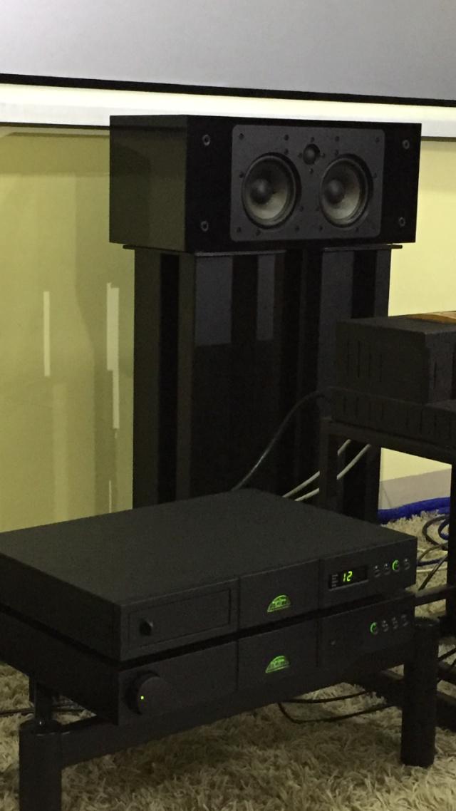 Speaker stand - 4 pillar (Sold)  Img_6710