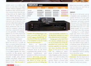 Rotel RCD 1070 - 5 Star Awards CD Player Rotel10