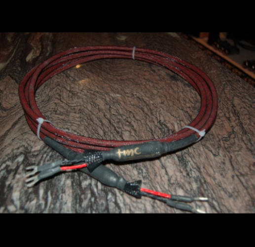 TMC Gold Reference speaker cable ( Sold) Tmc_510