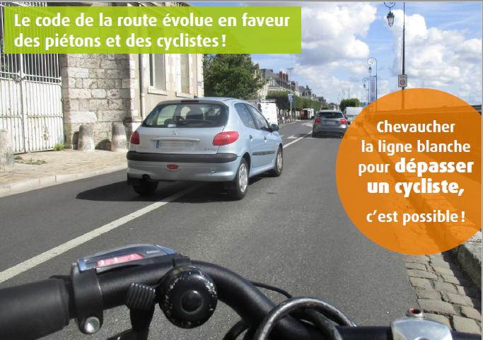 Le code de la route cycliste 1710