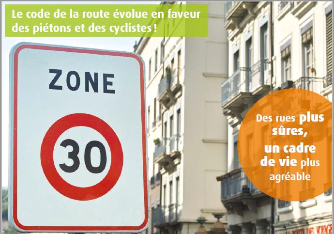 Le code de la route cycliste 710