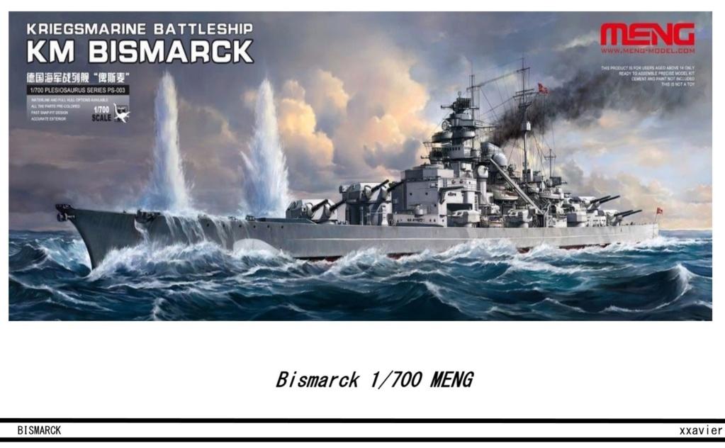 Bismarck au 1/700 de Meng  Page110