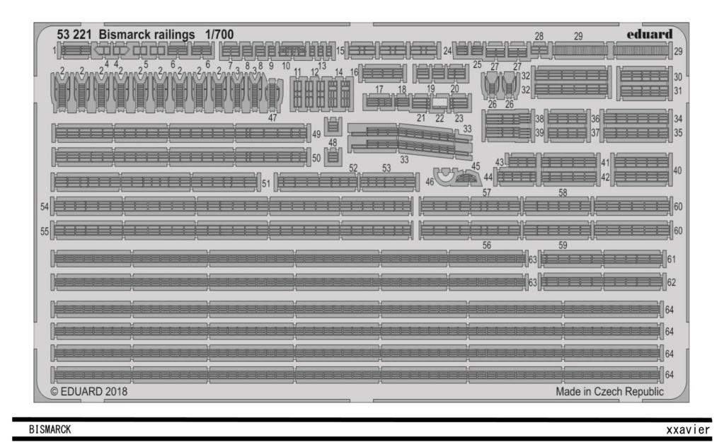 Bismarck au 1/700 de Meng  Page1210