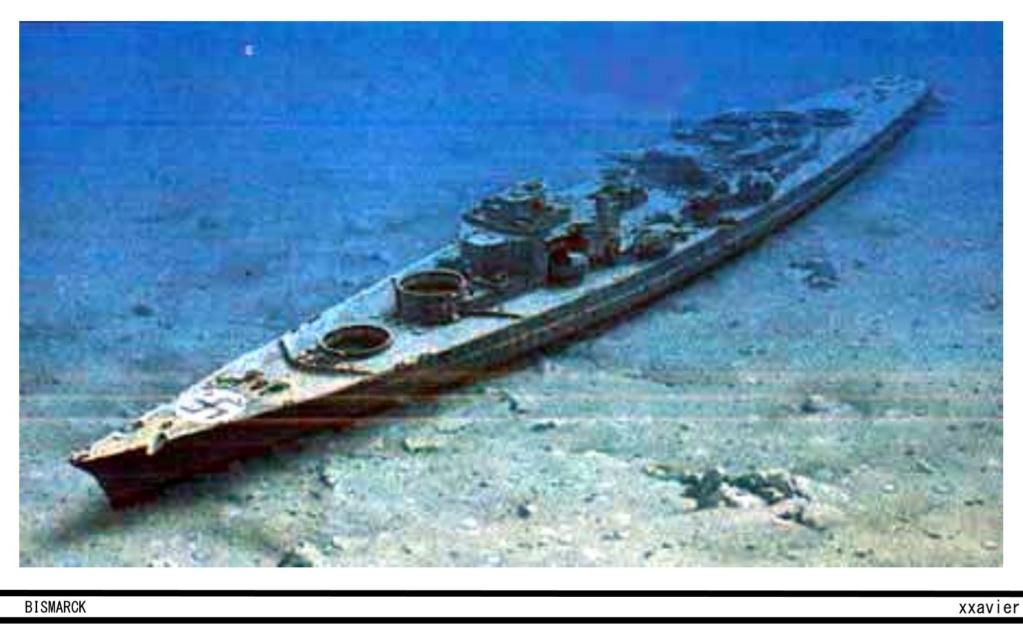 Bismarck au 1/700 de Meng  Page3010