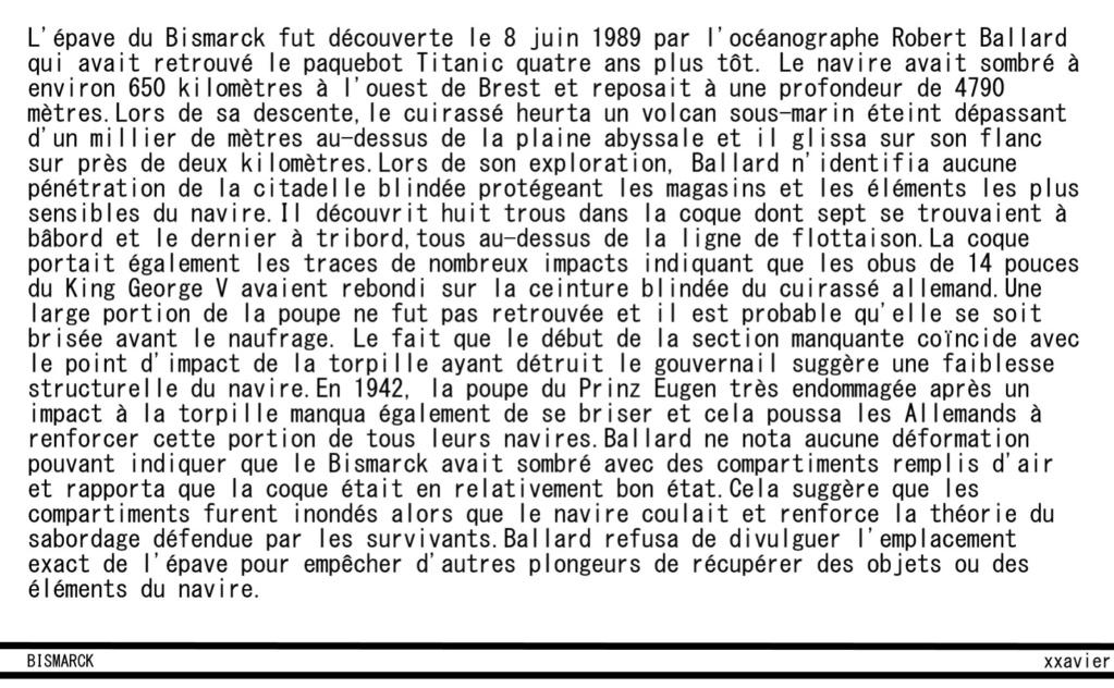 Bismarck au 1/700 de Meng  Page3110