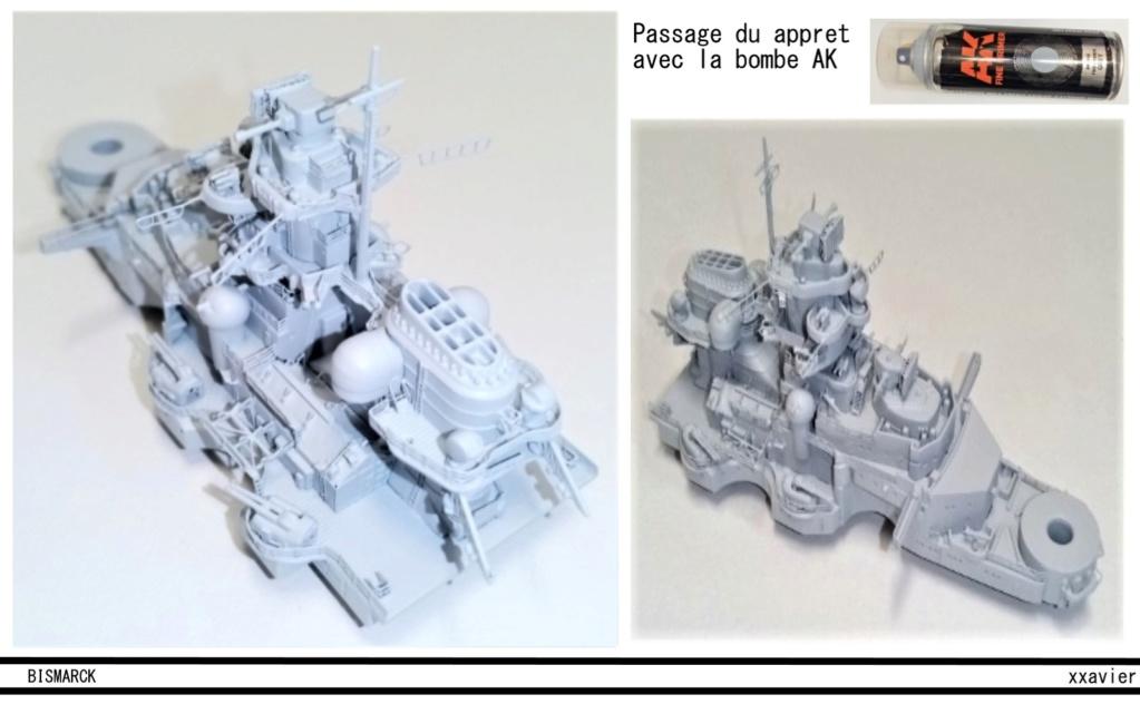 Bismarck au 1/700 de Meng  Page4210