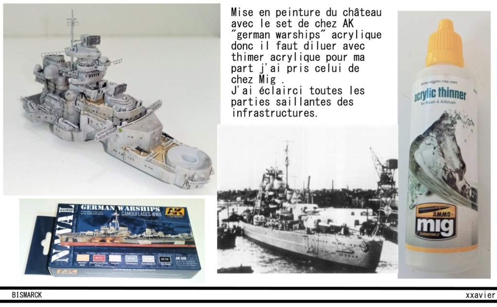 Bismarck au 1/700 de Meng  - Page 2 Page4410