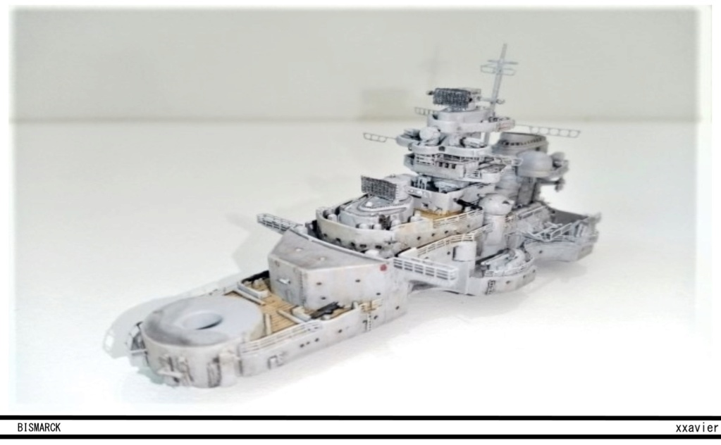 Bismarck au 1/700 de Meng  - Page 2 Page4610