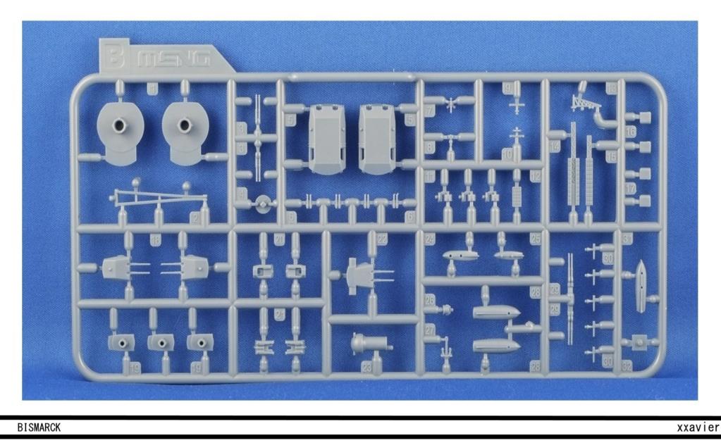 Bismarck au 1/700 de Meng  Page710