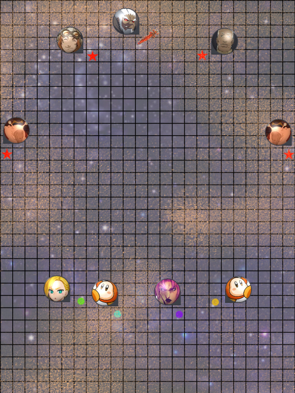 [Chapter #1.2 - Explore the Space Dust Cloud] Dogfig10