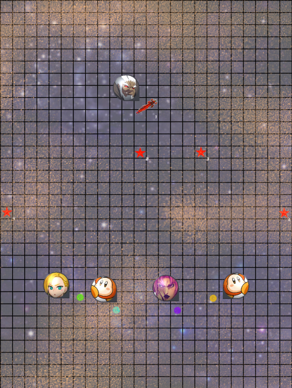 [Chapter #1.2 - Explore the Space Dust Cloud] Dogfig12
