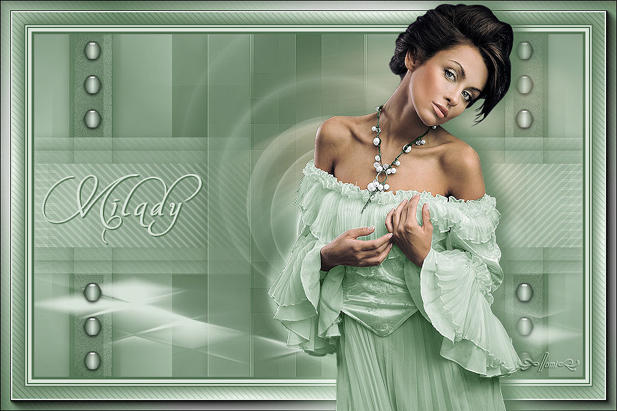 Ma galerie, Mes créas PSPXII Milady11