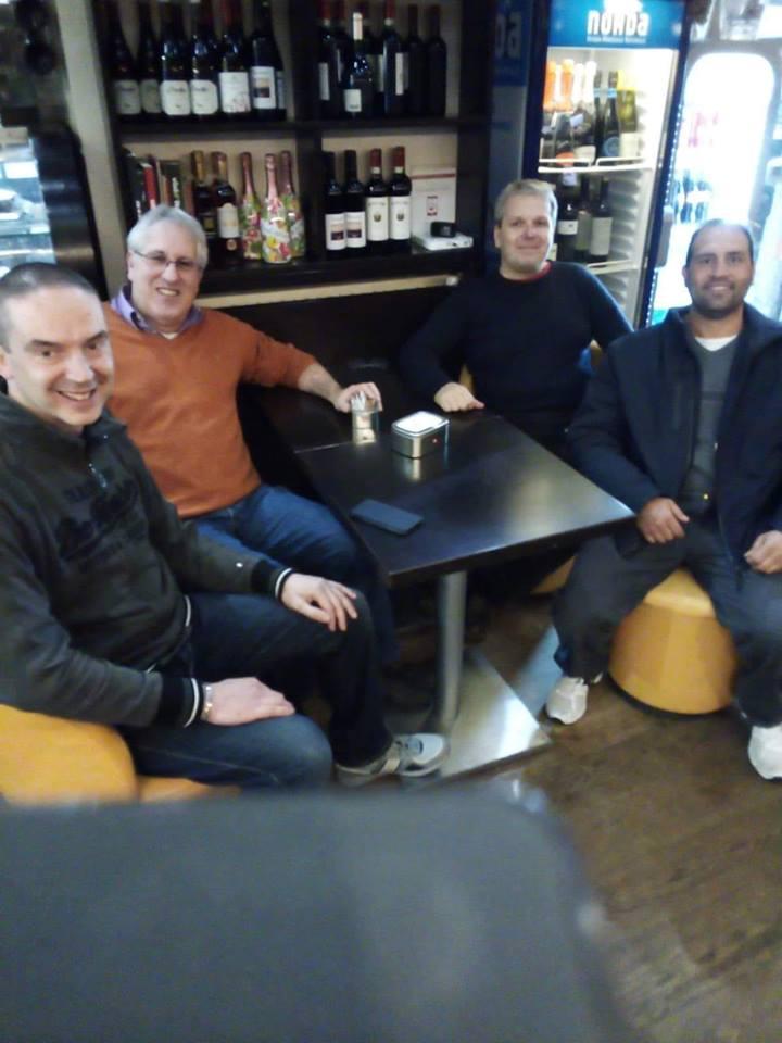Team-Up degli incubi al Plaza Cafè di Milano 46517510