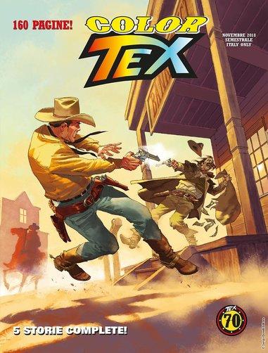 L'apache bianco e altre storie (Tex color n.14) Texcol11