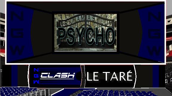 CLASH 1 Psycho10