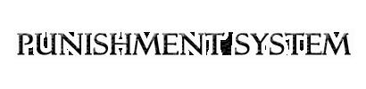 Punishment System Punish10
