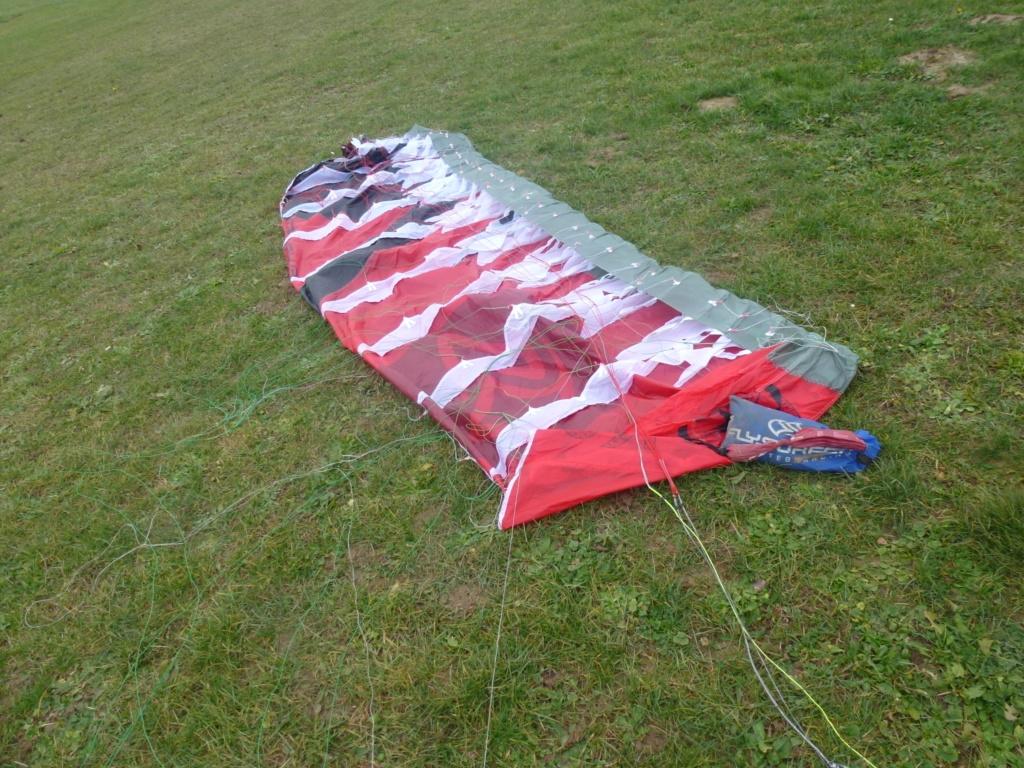 VENDUE Flysurfer Peak3 4m nue 360€  P1020520