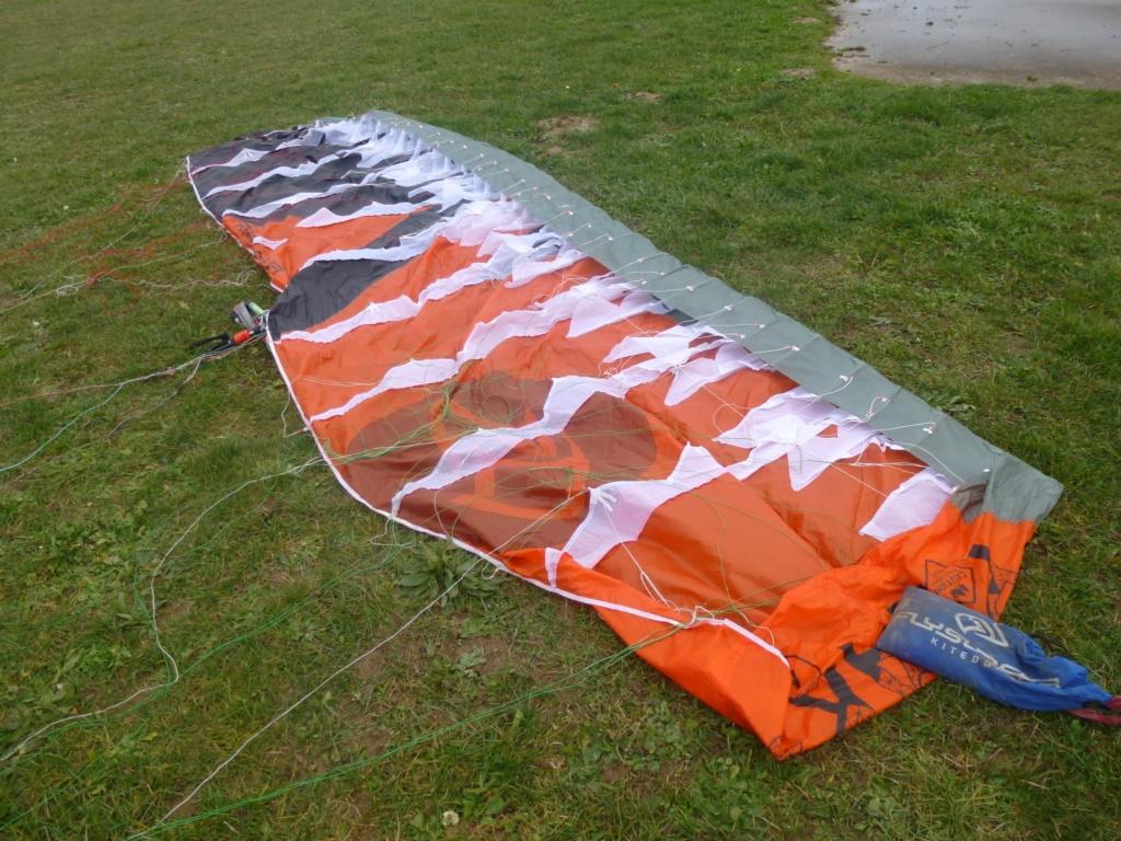 VENDUE Flysurfer Peak 3 6m complete 450€  P1020522