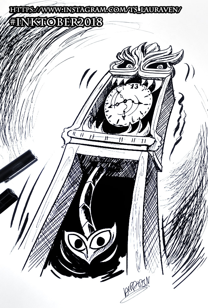[Dessins] Fanarts de Pumpkin Princess : Mozenrath et Aladdin - Page 5 Horlog12