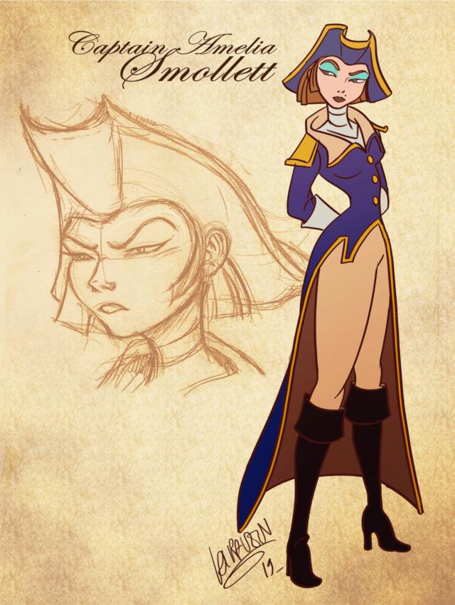 [Dessins] Fanarts de Pumpkin Princess : Mozenrath et Aladdin - Page 5 Tumblr16
