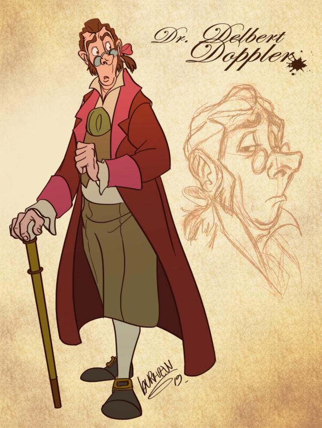 [Dessins] Fanarts de Pumpkin Princess : Mozenrath et Aladdin - Page 5 Tumblr17